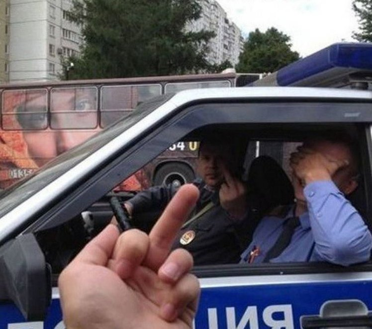 Awesome Russia - Police In Russia