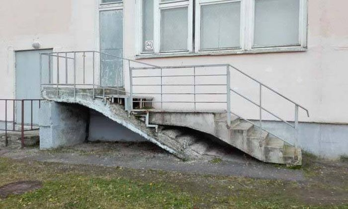 Awesome Russia - Stair Modification