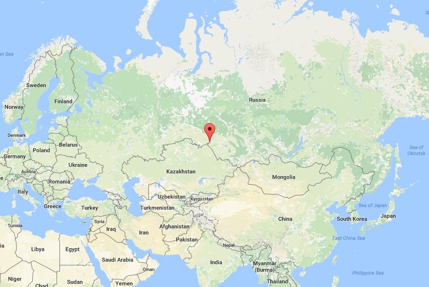 Kupino, Russia