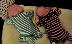 For Men Expecting Twins: A Quiet Word
