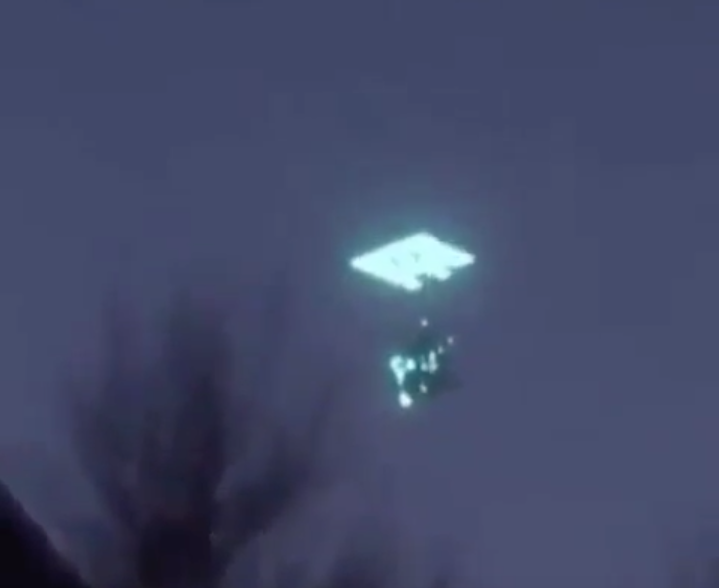 Lights Out Ufo Real Genuine Bona Fide Ufo Footage From