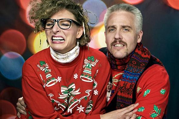 Bizarre Christmas Portrait Www Picswe Com