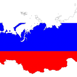 russia-flag-map