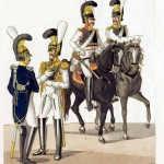 The Uniforms of the Saxon Army in 1811 - vulgar dicitionary