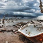 Buenos Aires - Villa Epecuen - Salt Lake Atlantis - Bath and Storm