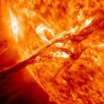 NASA - Solar Dynamic Observatory - Sun Plasma New Years Eve 2012
