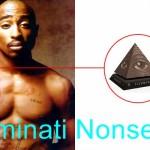 Tupac Illuminati Tattoo