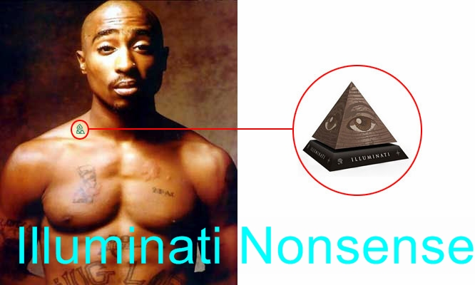 Tupac Illuminati Killuminati Conspiracy Theories Lazer Horse