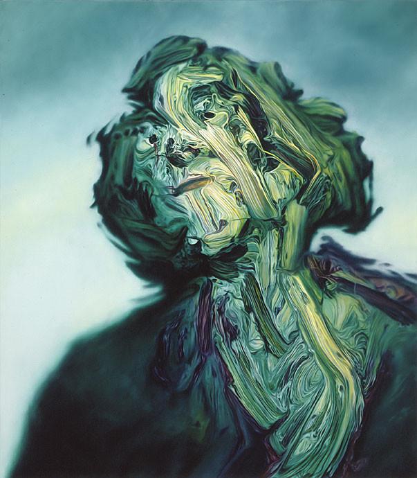 Glenn Brown: A Scandalous Collection Of Paintings • Lazer ...