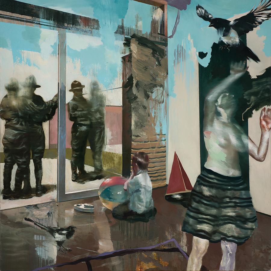 Lars Elling Modern Norwegian Art At Its Strangest Lazer