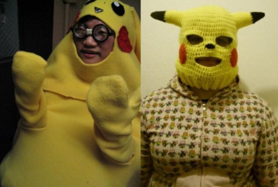 Costume Pikachu Best Nature