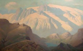 Delmar Harmood Banner: Art In The Lake District