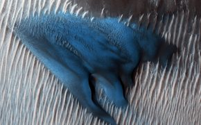 Incredible NASA Images Of Mars' Surface
